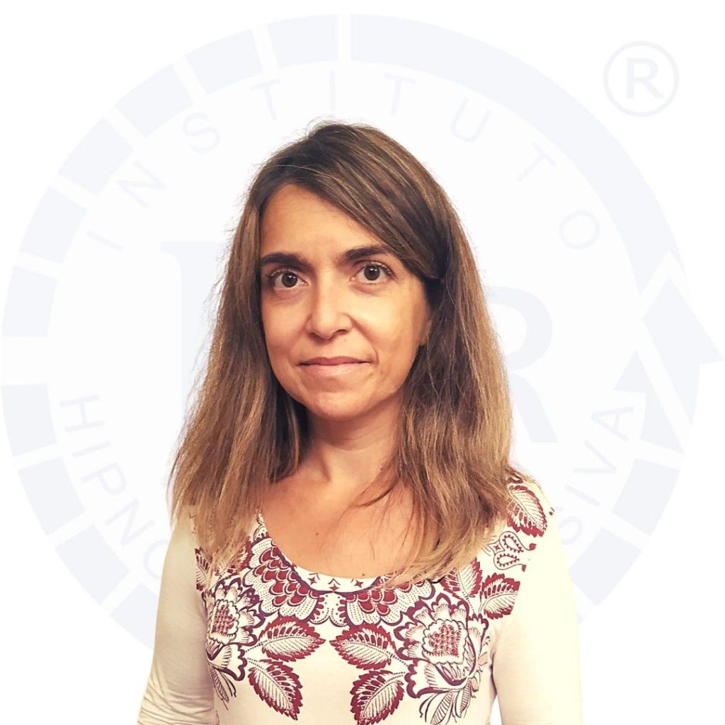 Hipnoterapeuta Ana Bastos certificado pelo Instituto de Hipnose Regressiva