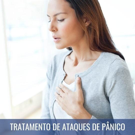 Tratamento de ataques de pânico com Hipnose Regressiva no Instituto de Hipnose Regressiva em Santa Maria da Feira com o Hipnoterapeuta António Andrade